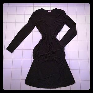 Leona Edminston Dresses & Skirts - Leona Edmiston Long-sleeved LBD