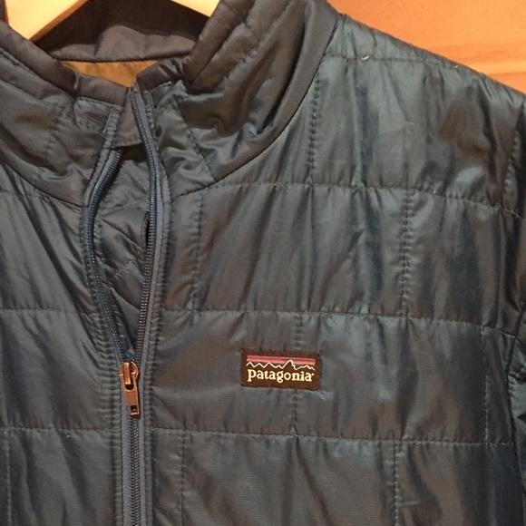 6ed99420f Patagonia Boys Nano Puff Down Jacket XXL 16