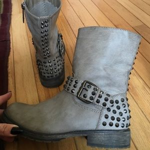 Breckelles Shoes - Reposh!! Taupe boots