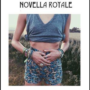 Novella Royale Pants - 💥SALE⚡️LAST 2⚡️🦋NOVELLA ROYALE Shorts🦋
