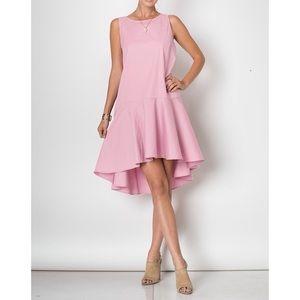 CC Boutique  Dresses & Skirts - ❤️SALE!❤️ Pink Flare Cotton Dress