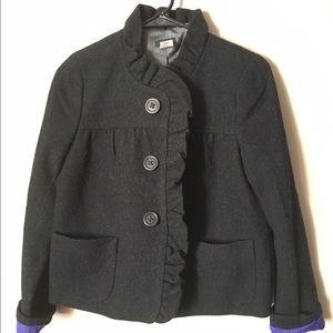 """J. Crew Jackets & Blazers - J Crew """"Fiona"""" wool jacket"""