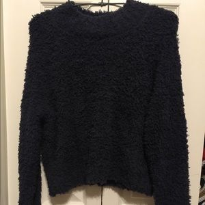 M Forever 21 fuzzy sweater NWOT