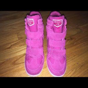 Nike Shoes - SKCH+3 wedge sneakers