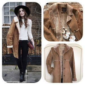 Andrew Marc Jackets & Blazers - Andrew Marc New York Faux Shearling Coat