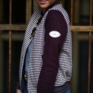 Zara Lettermen's Jacket