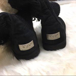 UGG Shoes - UGG Australia Suburb Crochet & Suede  Boots
