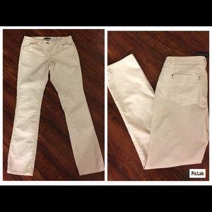 White House Black Market Denim - 🎀🆕White House BM  Cord. Slim Embellished  Jeans