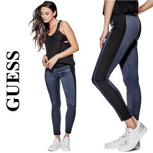 Guess Pants - ⬇️ Guess Sporty Chic Sateen Leggings