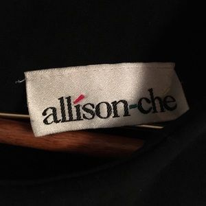 allison-che Dresses - Vintage suede dress