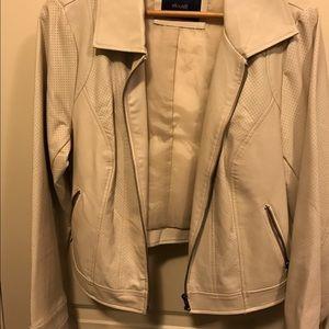 Stunning Eloquii Leather Moto Jacket