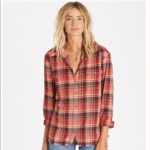 Billabong Tops - Billabong flannel shirt