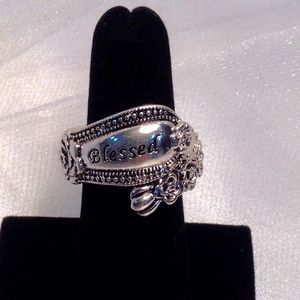 Jewelry - Silver Blessed Ring