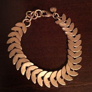 J. Crew Jewelry - J. Crew Gold Bracelet