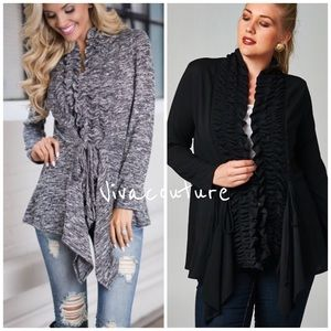 Vivacouture Sweaters - One Hour Sale 💋Plus size fabulous Cardigan