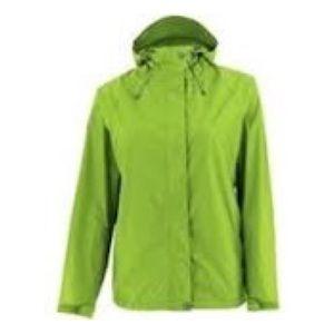 White Sierra Jackets & Blazers - White Sierra rain coat