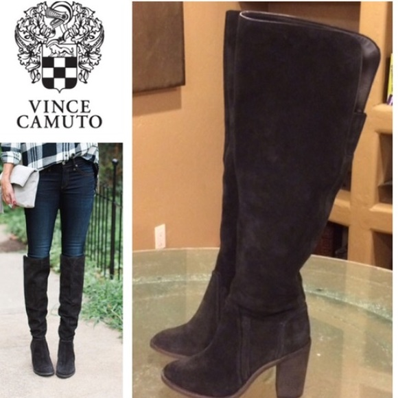 eb1c7d12cdc Vince Camuto  Melaya  Over the Knee Boots. M 58843f0bbf6df51019036ad0