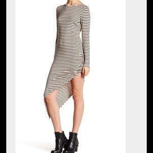NYTT Dresses & Skirts - NYTT striped dress. customized with rhinestones