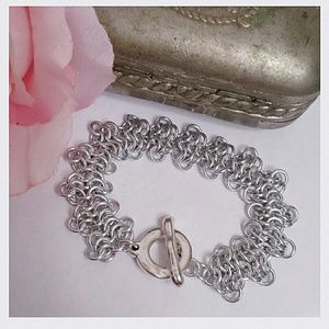 European Medieval Floret bracelet