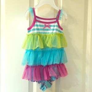 Baby Starters Other - Super Cute Infant Ruffled Romper