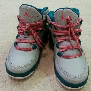 Jordan Other - Brand new Toddler girl Air Jordan sneakers