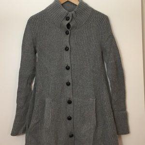 THEORY - Sweater jacket
