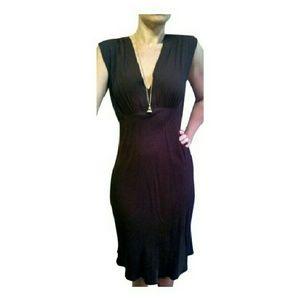 L'AGENCE Dresses & Skirts - L'AGENCE  100% Pur Amour Dark Purple Sheath Dress