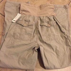 Oh Baby by Motherhood Pants - 🎁 Maternity khaki pants size medium + FREE GIFT
