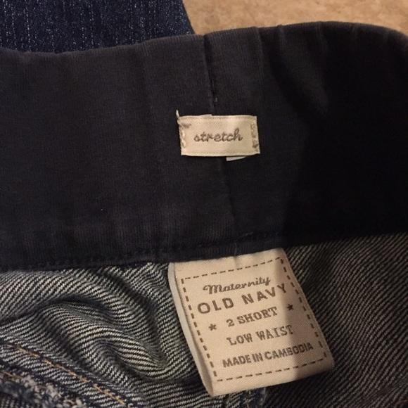 Old Navy Jeans - 💋FINAL SALE💋Maternity jeans size 2 short