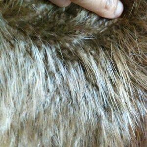 Held Projansky Inc. Jackets & Coats - Vintage Long Hair Golden Beaver Fur Coat