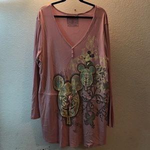Disneyland Tops - Disneyland Long Sleeve Shirt