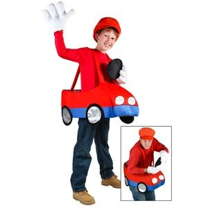 Other - Game Car Costume