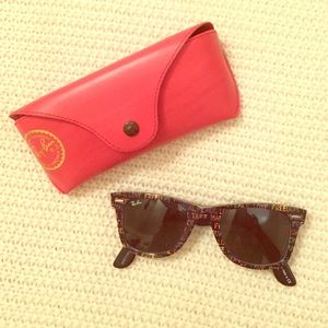 Special Series Wayfarer by Ray Ban
