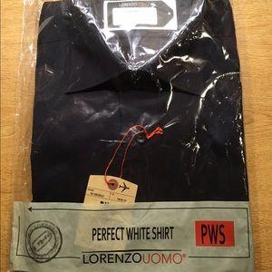 "Lorenzo Uomo Other - ""The Perfect White Shirt"""