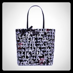 KATE SPADE Tote by French Fashionista Garance Dore
