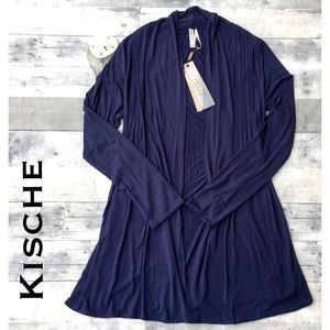 Kische Sweaters - Soft cardigan is ideal for lounging-chilling out🍷