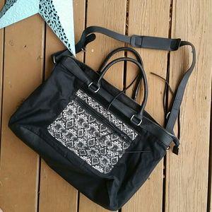 Mossimo weekender style bag