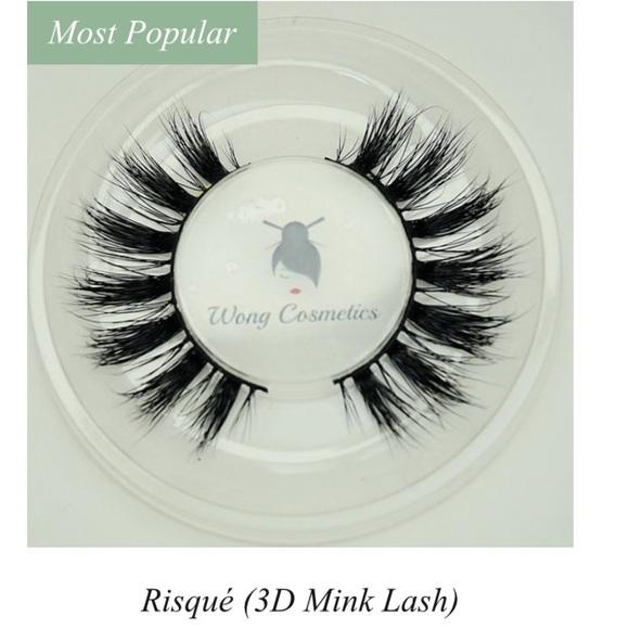 54a67d25177 Wong Cosmetics Makeup   Wongcosmeticscom 3d Mink Eyelashes In Risqu ...