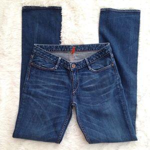 Earnest Sewn Denim - ! Earnest Sewn Decca Straight Leg Jeans