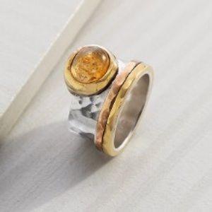 Silpada Jewelry - Silpada Metallic Mixed Ring