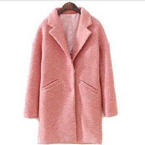 goodnight macaroon Jackets & Blazers - Goodnight Macaroon Wool Coat
