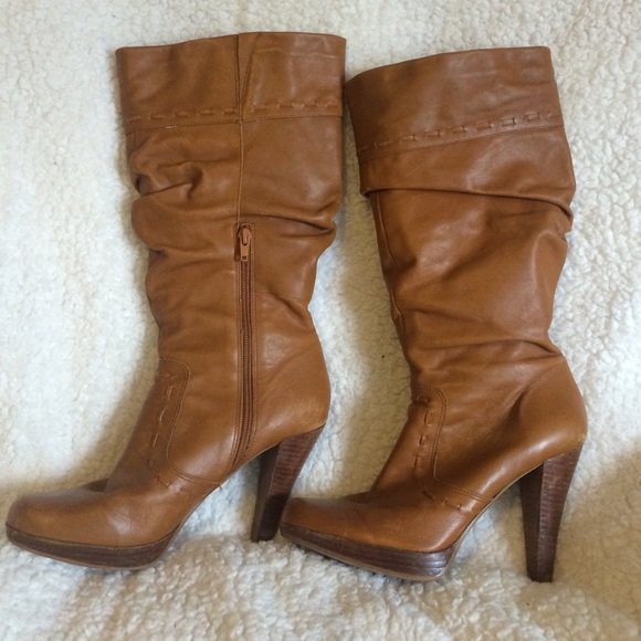 Guess by Marciano Camel boots