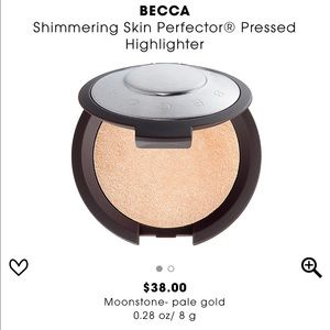 Because moonstone highlighter