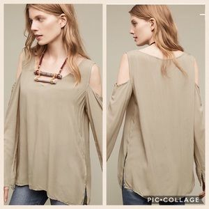 Cloth & Stone Cass Open-Shoulder Top