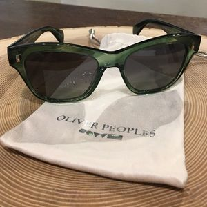 Oliver Peoples Accessories - NWOT Oliver Peoples Sofee 1344/T4 polarized