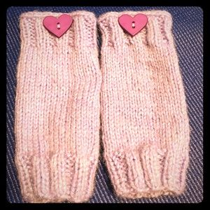 handmade Other - !!!HP!!! Child's Leg Warmers. New without tags.