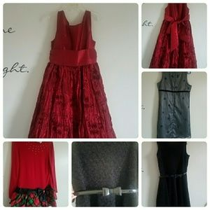 Other - Girls holiday dresses
