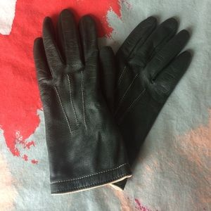 Nine West Accessories - Leather driving gloves