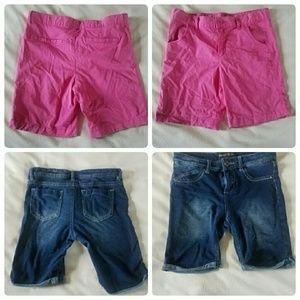 Other - Bundle of girls shorts