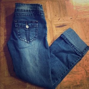 Angels Denim - Capris Jeans
